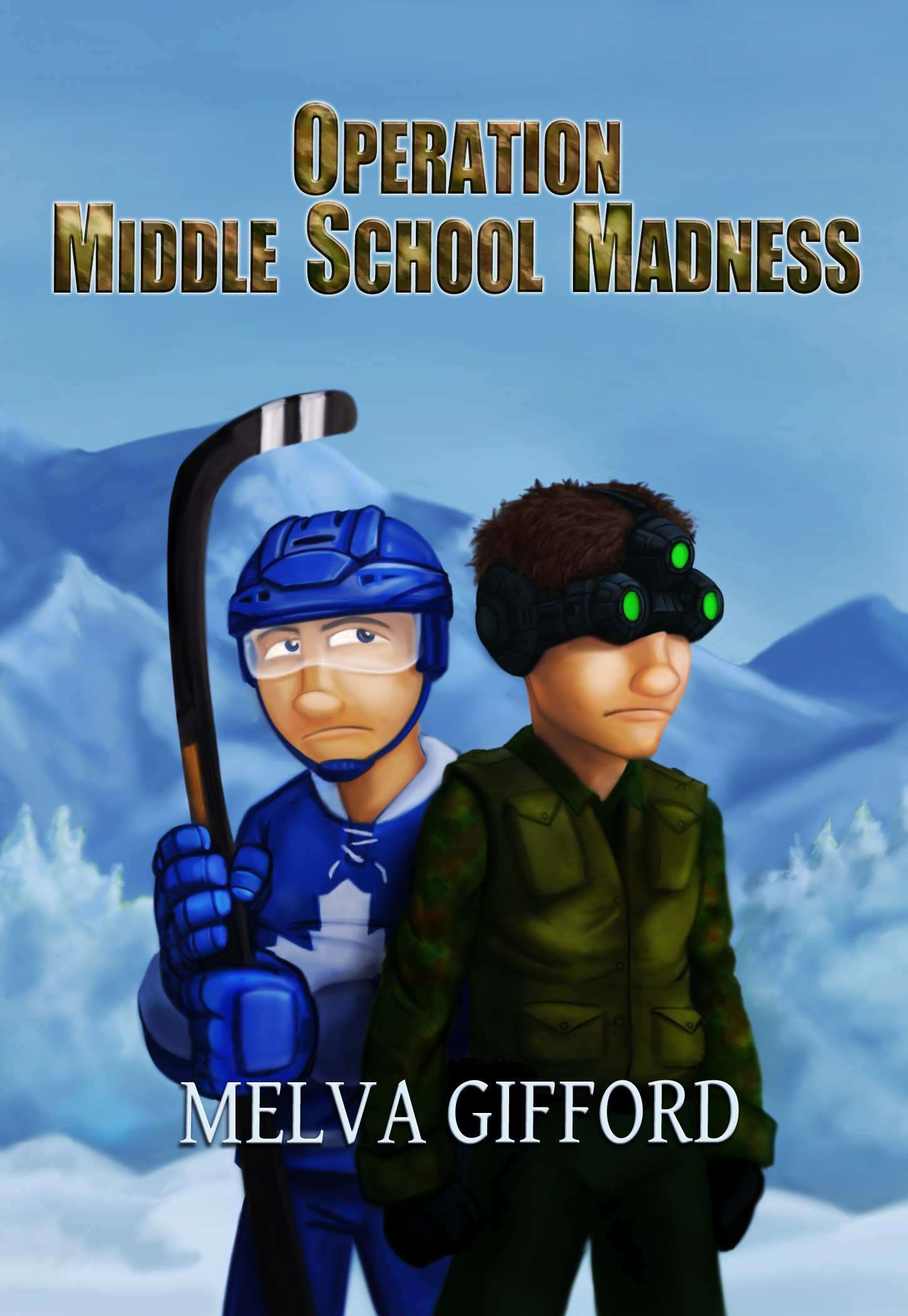 Opertaion Middle School Madness